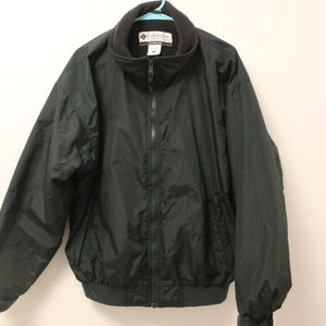 Vintage Columbia Puffer/windbreaker jacket